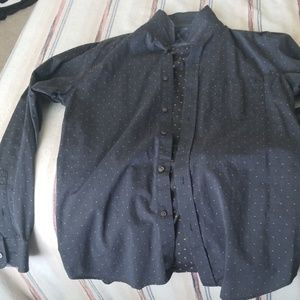 Banana Republic standard fit casual button down